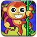 小猴子消水果