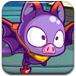 洛克王国蝙蝠猪