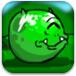 绿色小怪闯关