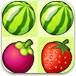 新鲜水果对对碰