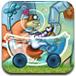 海绵宝宝浴缸赛车