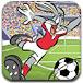 兔八哥踢足球