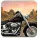 摩托车拼图