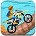 3D海滩摩托冒险