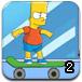 辛普森滑板2