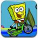 海绵宝宝技巧单车