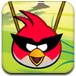 愤怒的小鸟吃鸡蛋