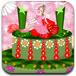 仙女花蛋糕