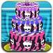 怪物婚礼蛋糕
