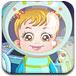 可爱宝贝宇航员