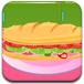 芭比做牛肉汉堡