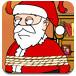 被绑架的圣诞老人逃生