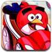 愤怒的小鸟飙车赛
