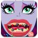 护理简小姐的牙齿