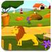 动物逃离公园