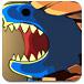 鲨鱼洞穴逃跑