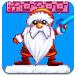 圣诞老人雪地战