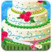 婚礼鲜花蛋糕
