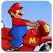 超级玛丽山地摩托车