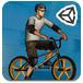 越野自行车特技秀
