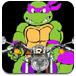 忍者神龟摩托大赛