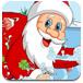 受伤的圣诞老人