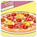 米娅做披萨