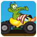 小鳄鱼爱赛车