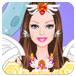 芭比天使新娘