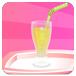 制作芒果菠萝汁