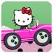 凯蒂猫的卡丁车