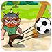 野蛮人踢足球