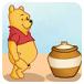 偷吃蜂蜜的维尼