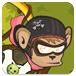 猴子越野摩托
