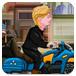 美国大选摩托车