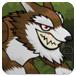 帅气的狼人